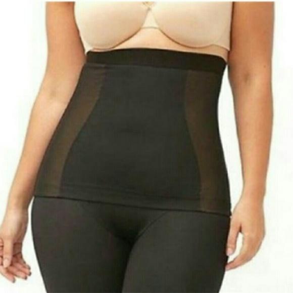 3f54a3f3de SALE Lane Bryant illusion waist cincher size L